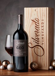 2015 GEO Cabernet Sauvignon 1.5L  with Wood Box